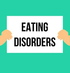 Thesis for eating disorders